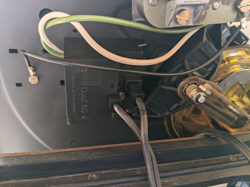 Replaced electronics 3