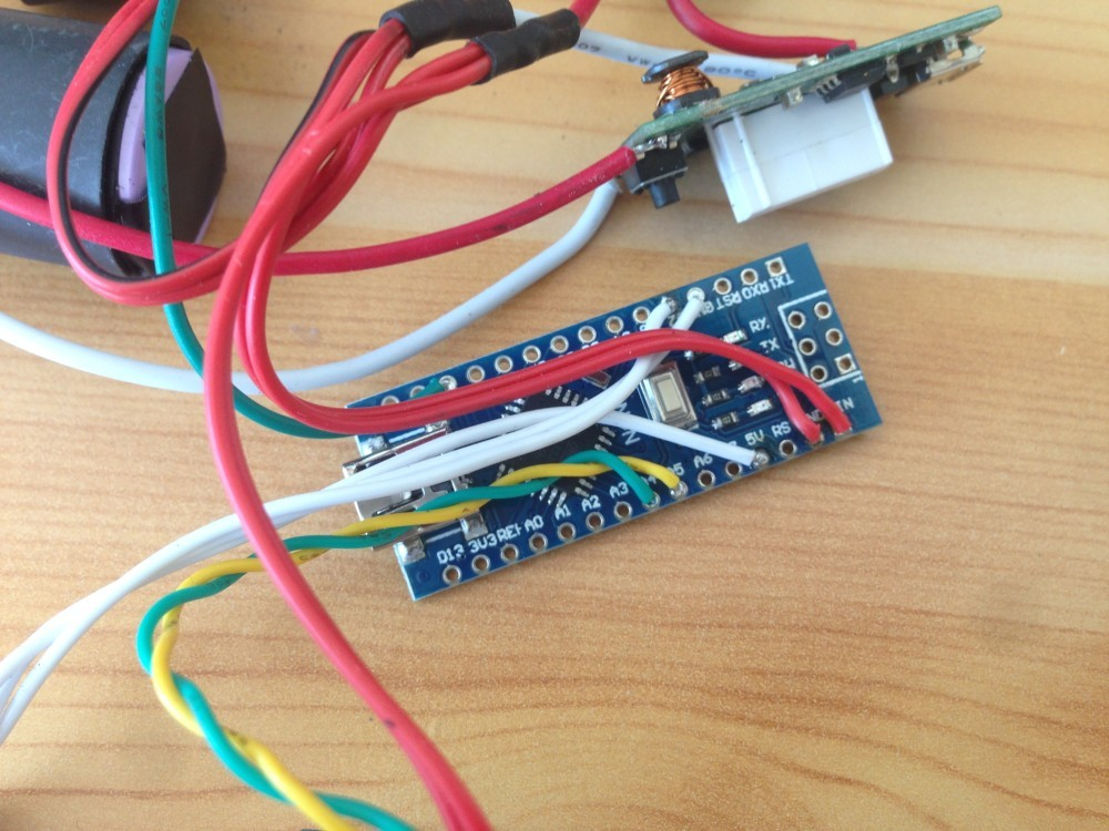 The Arduino Mini clone